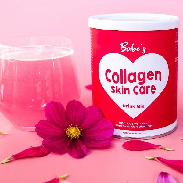 kolagen za kožo vrača mladosten videz